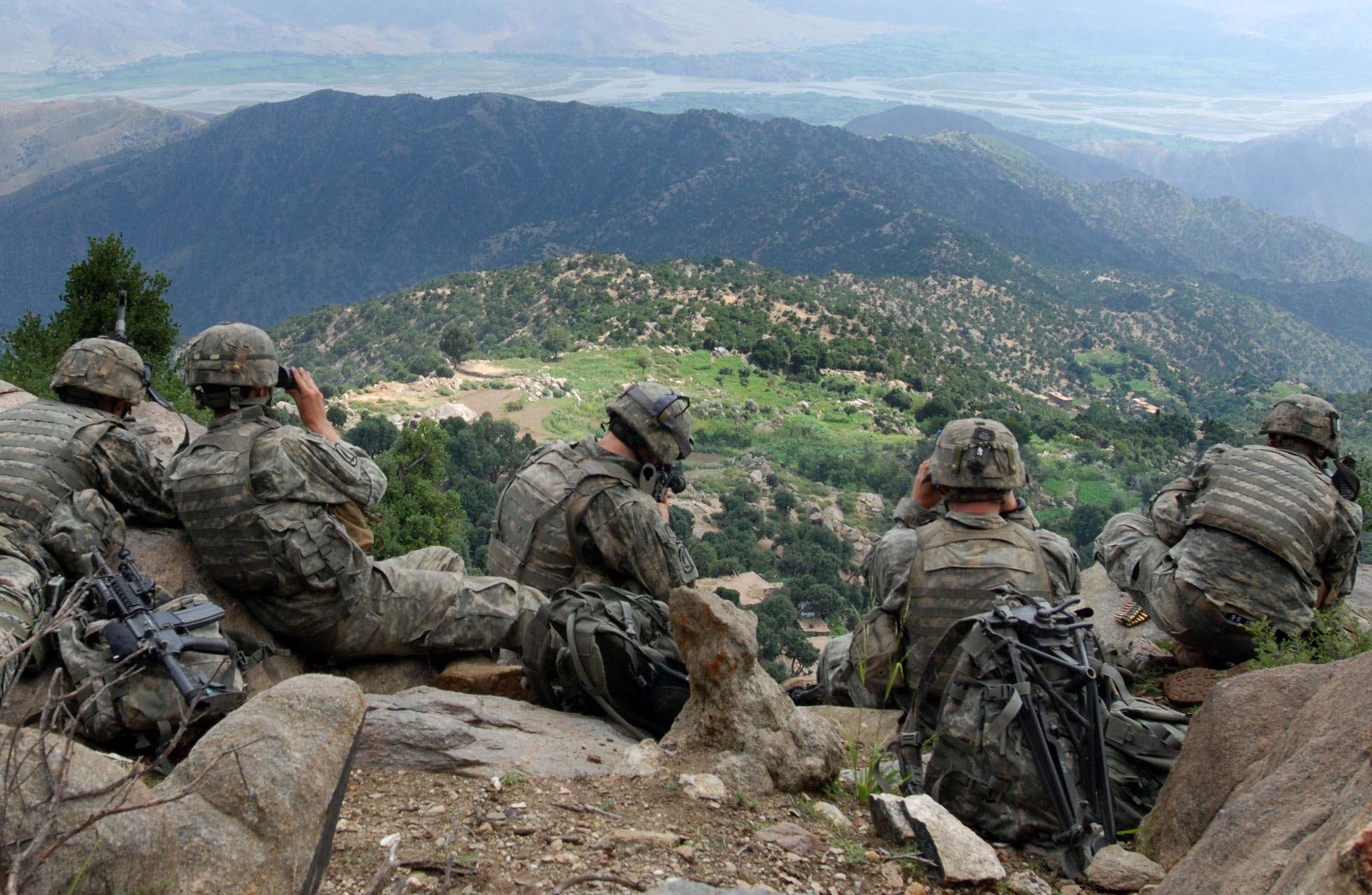 us army afghanistan 2006